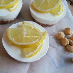 Mini Griekse yoghurt citroen taartjes1