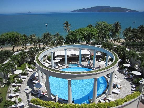 Sunrise Nha Trang, Vietnam. travel@nttv.biz or phone (+84.8) 35129662. Affordable Luxury at www.travel.nttv.biz