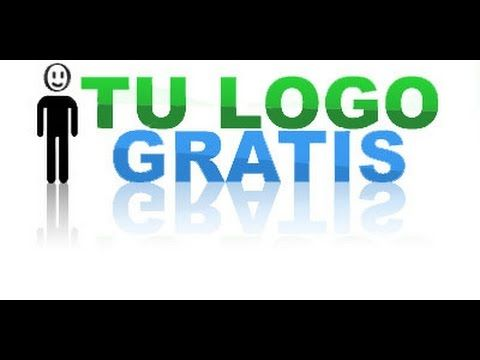 Crear Logo Online Fácil, Gratis y Sin programas 2017 - 2018 funciona