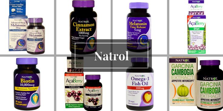 Up to 55% OFF on NATROL from #iHerb $5 + 5% OFF for first-time customers with code WELCOME5 and TWG505 #RT #Deals