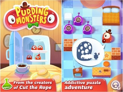 Pudding Monsters Has Haunted The iOS Store