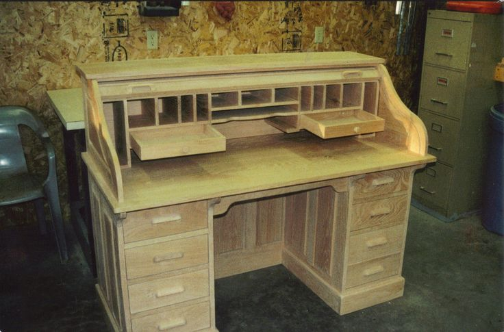 Plans to build Roll Top Desk Plans Free PDF download Roll