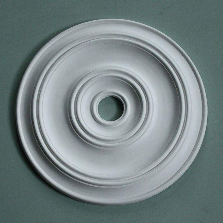 Plaster Ceiling Rose | Very Popular | Diameter 520mm | MPR064