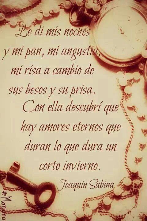 Joaquin Sabina Love it!!