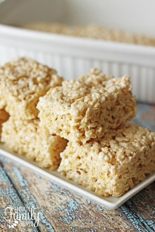 Microwave Rice Krispie Treats Stay Moister Then Stove Top Since Marshmallow Does Not Overcook
