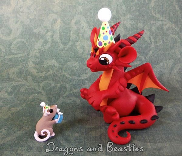 Party - by Dragons&Beasties