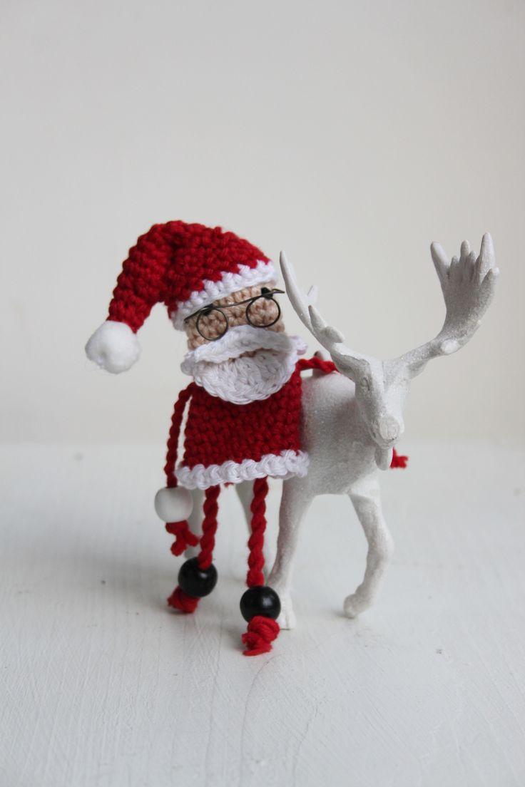Mr. Santa Claus uit Inhaken op de Feestdagen