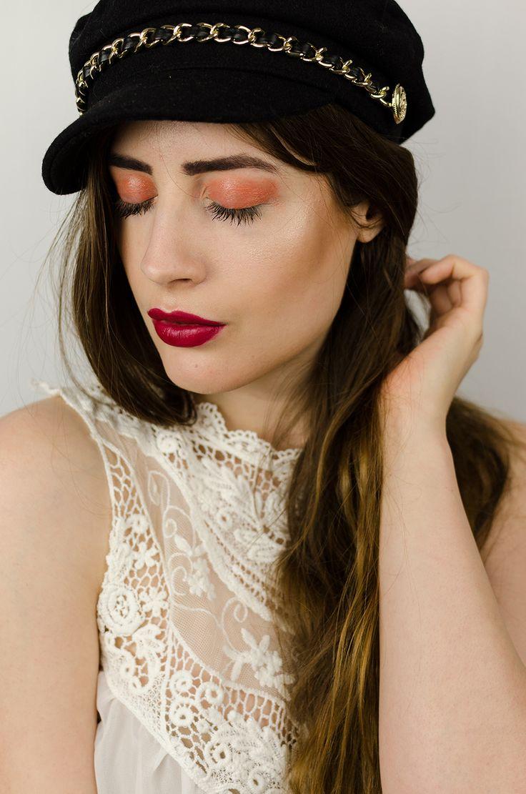 Lidschatten im Wet-Look – mit großer L'oréal Beauty Verlosung! #beautyblog #tutorial #makeup #motd #beautyblogger #glossy