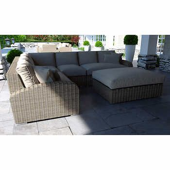 Azores 5-piece Sectional Set
