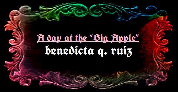 SONGSOPTOK: BENEDICTA Q. RUIZ