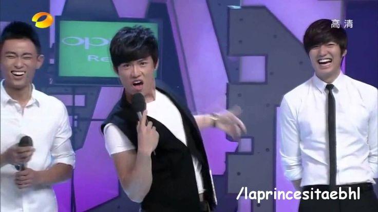Lee Min Ho Happy Camp parte 3 (sub español)