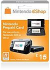 Nintendo eShop Card UK - Nintendo eShop Card (UK) converts into Nintendo Points to be utilized at Nintendo eShop that's an online shop for downloadable content on the Wii U™ house games console as well as the Nintendo 3DS™ family of mobile systems.