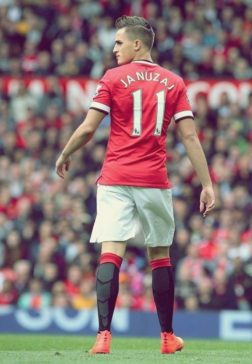 Januzaj has been handed the #11 shirt at Manchester United, previously worn by club legend Ryan Giggs