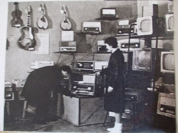 Elektronika w  PRL
