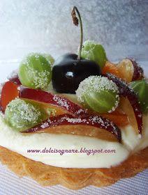 Crostatina ai frutti estivi