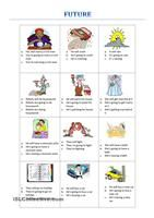 Exercises on will/going to. Answers included. - ESL worksheets
