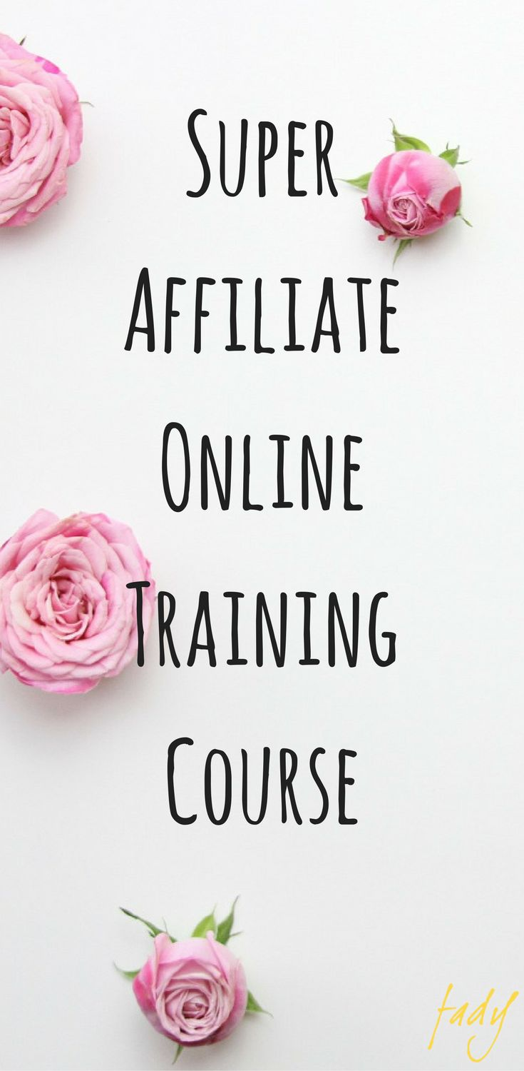 Inside is a Super Affiliate Online Training Course for FREE! This course is designed by a top amazon affiliate for the beginners. affiliate marketing   affiliate marketing for beginners   affiliate marketing make money   affiliate marketing on pinterest   affiliate marketing without a blog  