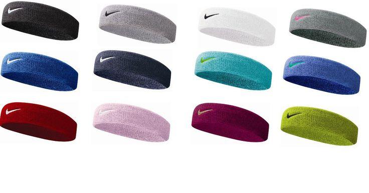 Nike Swoosh Headband Stirnband Schweissband Kopf verschiedene Farben Neu | eBay