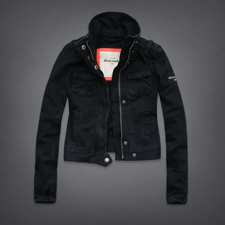 annabel jacket  shown in navy