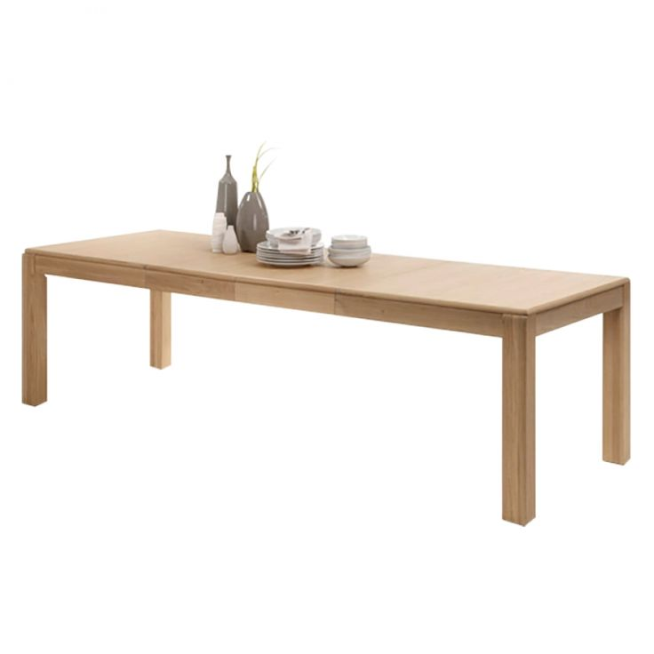 Grande Table A Manger Avec Rallonge: Table à Manger Structura