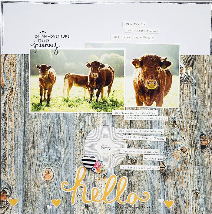 Be more creative klein steffi und die k he papierwerkstatt m rzkit papierwerkstatt - Kleine lay outs het oppervlak ...