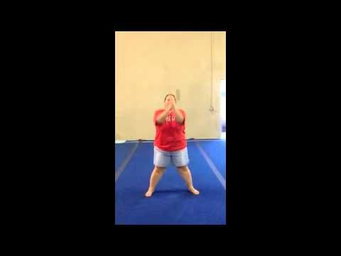 ▶ Pee Wee Cheer Camp 2013 - YouTube