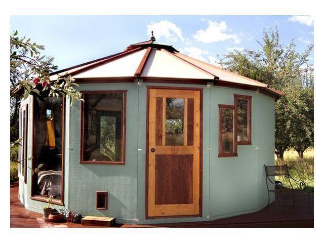 20 39 wooden yurt for sale tiny house listings shelter for Green kit homes