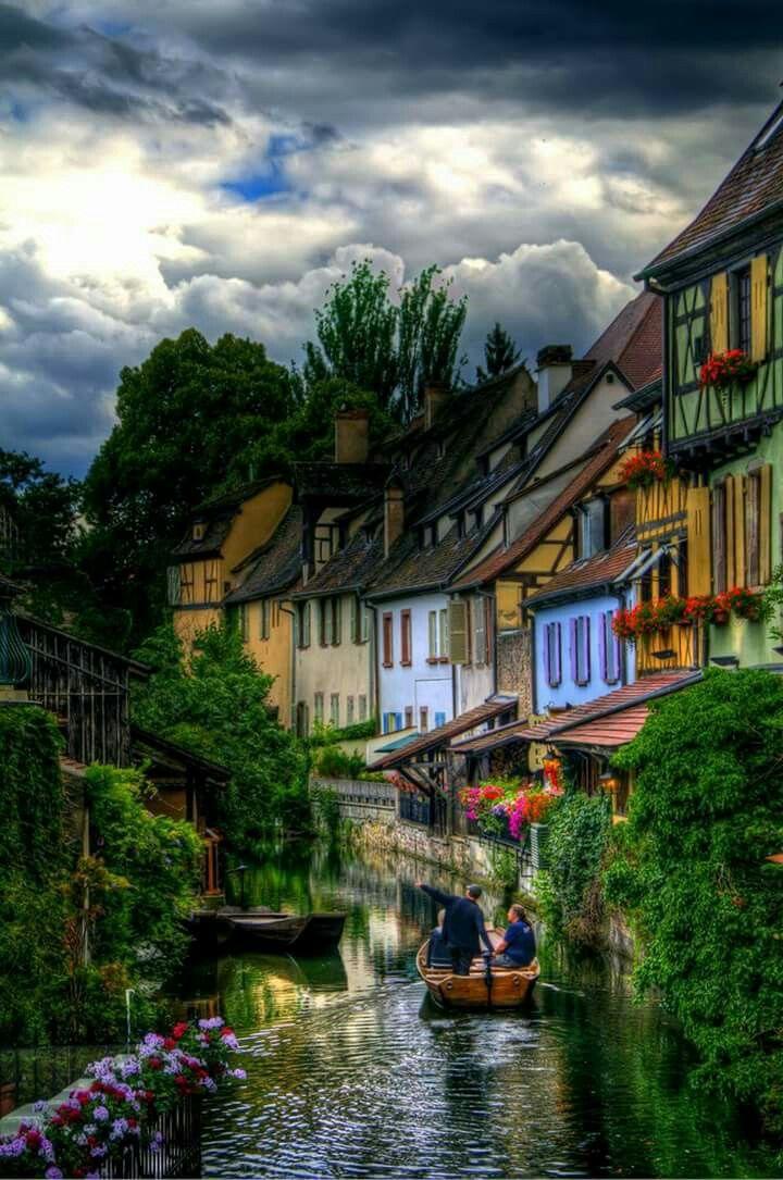 Colmar, Francja :)