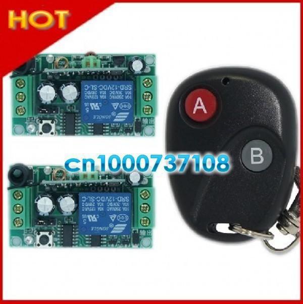12v 1ch 315 433mhz Livolo Rf Wireless Remote Control Switch