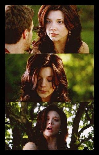 Anne Boleyn. Natalie Dormer Hair