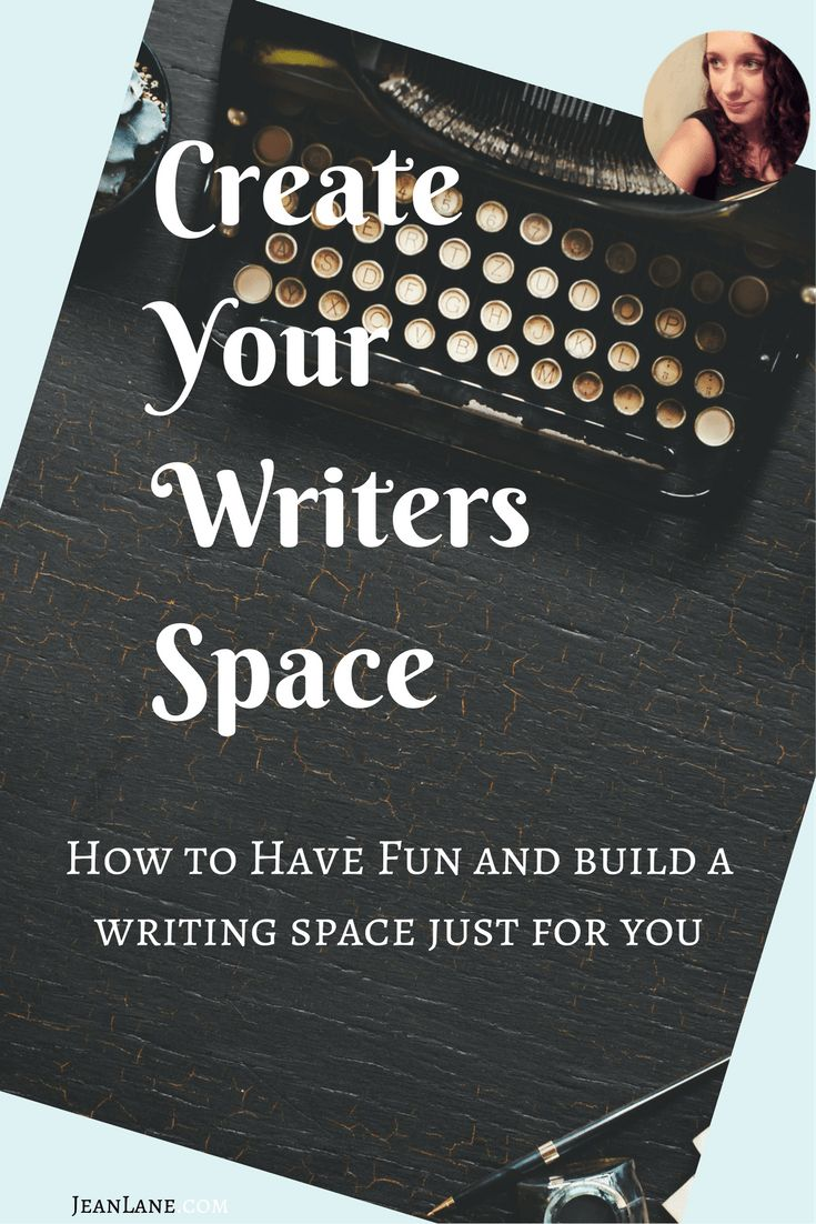 DIY writers desk inspiration to help you create a writing space that will motivate you to become an author, write better books or keep up with your freelancing gigs. Having your own space to write is incredibly inspirational and can help you move past blocks