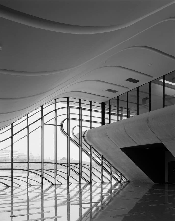 Pierresvives | Zaha Hadid | Montpellier, France