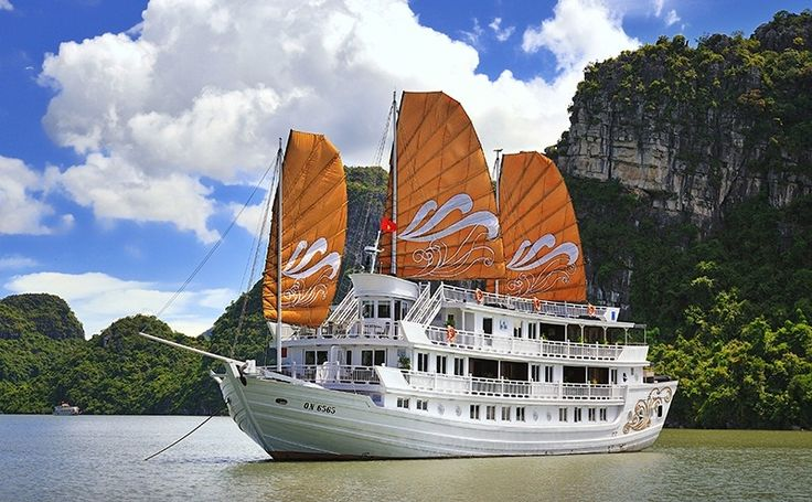 See Ha Long Bay, Bai Tu Long Bay, Lan Ha Bay by a private boat cruise featuring two, three, four, five even more luxurious wooden cabins furnished in classic Eastern style with private toilet and bathroom inside. A truly memorable experience awaits you on a cruise through delightful Halong Bay....