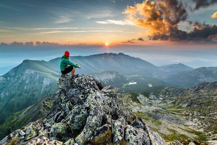 Inšpirujte sa fotografiami Šimona Trnku, ktoré vás prevedú našimi najkrajšími turistickými chodníkami.