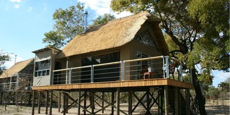 www.tensilecables.co.za | TC News | Unobstructed Luxury in Hwange National Park, Zimbabwe