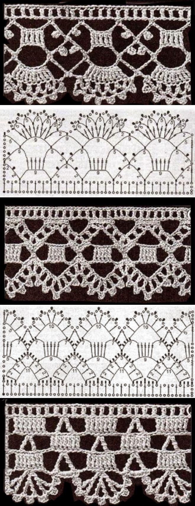 crochet lace border... ♥ Deniz ♥:.