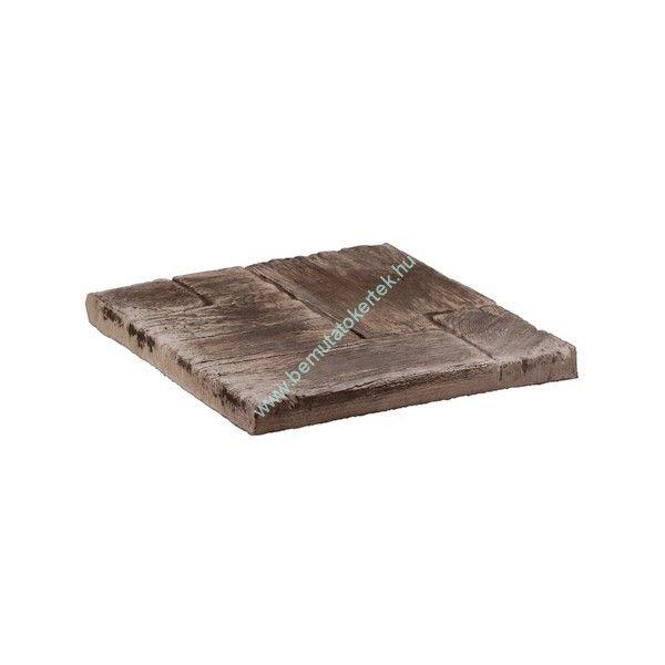 Nomad stone kerti tipegő - antik fa    #antik #kertépítés #kerttervezés #kert #szépkertek #térburkolat
