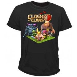 Toko kaos clash of clans distro online terlengkap dan terpercaya yang menjual kaos clash of clans