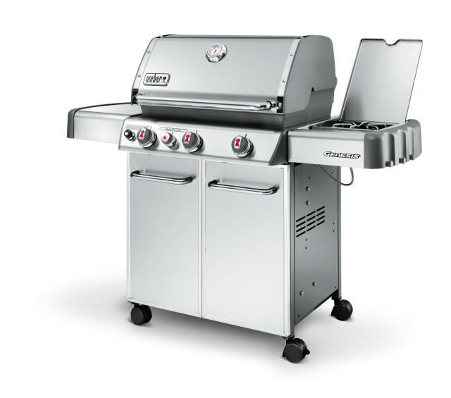best gas grills 2015 25 best ideas about weber genesis on outdoor 31487