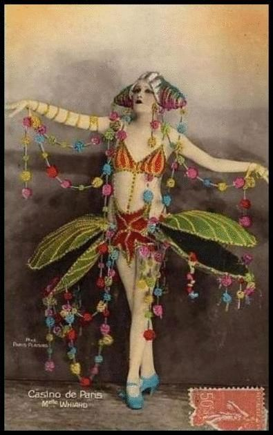 Casino of Paris- How magical is that outfit!