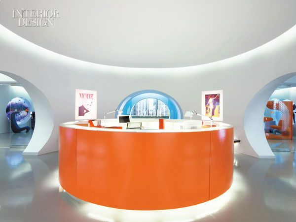 ugly betty office design - Google Search