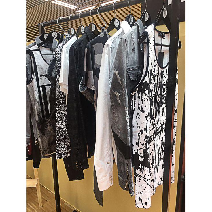 A peek at Richard Valentine's Tranoï international fashion trade show discover more on richard-valentine.com