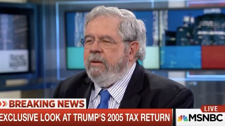 """One standout item from Trump's 2005 tax return, revealed last night, was something called the """"Alternative Minimum Tax"""" (AMT). If you're not terribly familiar with it, here's what the AMT is all about and why it matters. Of course he'd want to eliminate it. The Billionaiire Party, the new 3rd party."""