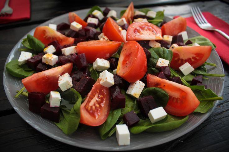 детокс салат из свеклы