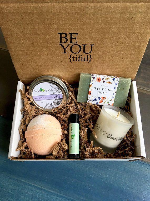 Beauty Gift Set For Women Teen Ideas Under 30 Birthday Bath Box Spa Girl