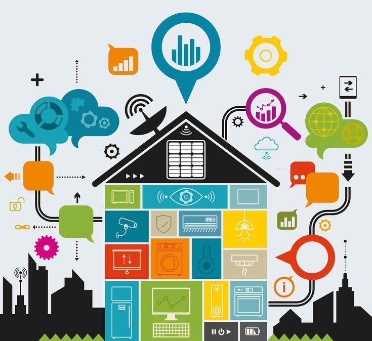 32 best Smart house images on Pinterest Smart home, Smart house
