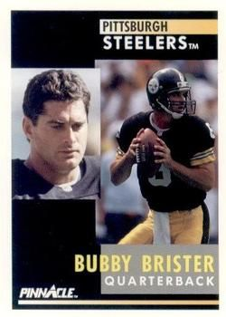 1991 Pinnacle Bubby Brister