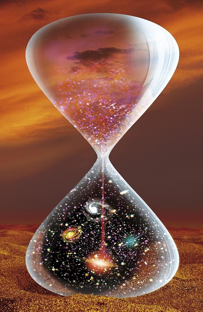 The Big Bang may have created a mirror universe where time runs backwards