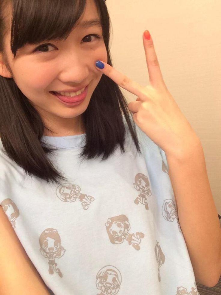 髪のアクセサリーが素敵な岡本夏美さん