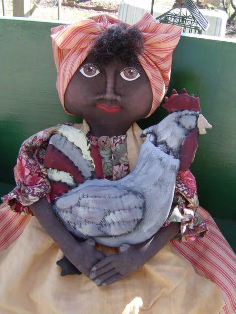 Raggedy Rhondas Dolls